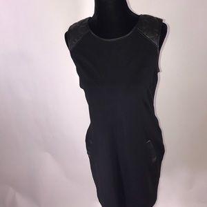 Banana Republic black dress